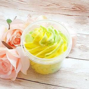 Thai Lime & Mango Whipped Soap