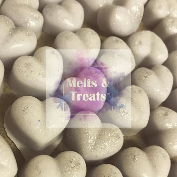Wax Melt Hearts