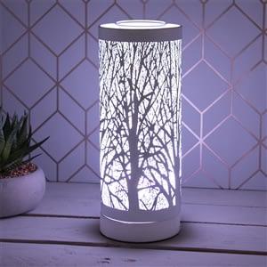 White LED Tree Burner